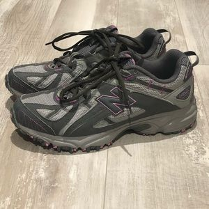New Balance 411 All Terrain Running Shoes